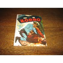 Zorro 1ª Série Nº 28 Junho/1956 Editora Ebal Original