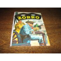 Zorro 1ª Série Nº 27 Maio/1956 Editora Ebal Original
