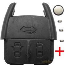 Kit Capa Chave Telecomando Astra Vectra Montana S10 3 Botões