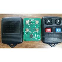 Controle Alarme Ford - 4 Botões - Fiesta E Ka Novo