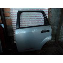 Porta Traseira L.e Ford Fiesta S/ Acessórios