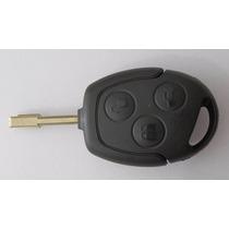 Chave Completa Do Alarme + Telecomando Ford Focus Mondeo