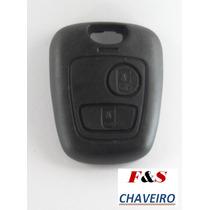 Capa Da Chave Do Telecomando Citroen C3 E Peugeot 206 E 207