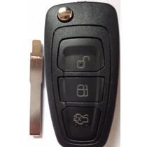 Chave Canivete Eco Sport E Ford Focus Sem Telecomando