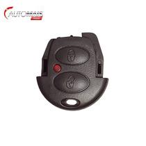 Chave Controle Remoto 2 Botões Fox 2005 Em Diante Kostal