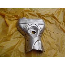 Protetor Defletor Calor Descarga Escapamento Ford Ecosport