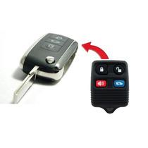 Chave Canivete Controle Ford Ka Fiesta Ecosport So Codificar
