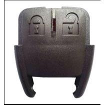 Capa Controle Chave Celta Corsa Gm Emborrachada 2 Botoes Led