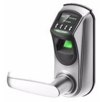Fechadura Biométrica Com Relatório De Acessos - Conexão Usb