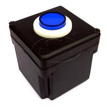 Botoeira P/ Acionar Fechadura Elétrica E Portões Automáticos