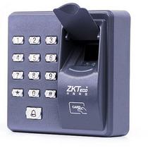 Controle De Acesso Biométrico Cartão Senha