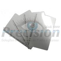 100 Cartão De Proximidade 125khz, P. Relógio Ponto Acesso.
