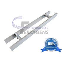 Puxadores P/ Portas Pivotantes 100cm X 80cm Porta De Madeira