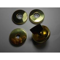 Rosetas/espelhos/dourado Modelo Banheiro. Ref: 350- Lp
