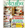 552 Rvt- 1998 Revista Agulha De Ouro Out 27- Enxoval Barrado