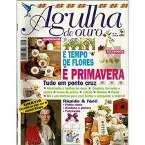 551 Rvt- 1998 Revista Agulha De Ouro- Set Nº 026- Artesanato