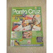 Revista Manequim Ponto Cruz N°52 Barrados Quarto Infantil