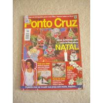 Revista Manequim Ponto Cruz Edição 58 Natal Maiôs Biquinis