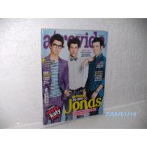 Revista Atrevidinha Nº196 Destaque Do Ano Jonas (usada)