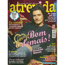 Revista Teen Atrevida #135 - Simbolo - Usada - Bonellihq