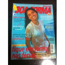 Revist Boa Forma Patricia Franca Xuxa. Beleza Brasileira