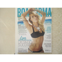 Boa Forma #317 Ano 2013 Carolina Dieckmann