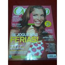 Revista Capricho Grazi Masafera Edição N°1035