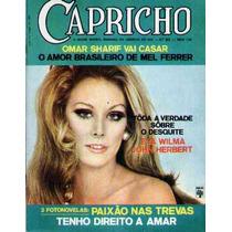 Capricho Nº 222: Linda Mccartney- Odete Lara - Wilza Carla
