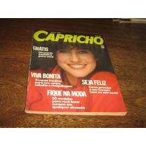 Revista Capricho Nº 567 Maio/1982 Ed Abril Com Fotonovela