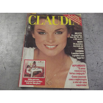 Revista Cláudia Fevereiro 1979 Edição Antiga