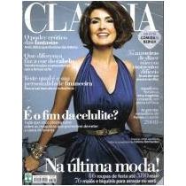 Cláudia 566 * Nov/08 * Fátima Bernardes * Murilo Rosa