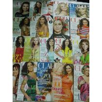 Revista Cláudia Várias Edições De 2010 A 2014