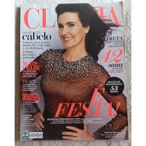 Revista Cláudia (fátima Bernardes) Nº 10 Ano 53 Outubro 2014