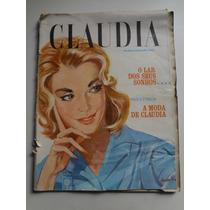 Revista Claudia Nº 2 Ano 1 Novembro De 1961