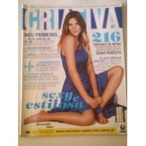 Revista Criativa Antiga Edição 217 Ano 2006 Fernanda Lima
