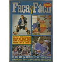 600 Rvt- Revista Artes- Faça Fácil Bonecos Suplemento Nº 040