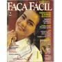 Revista Faça Fácil Nº 80 - Ano V I I I - Ed. Globo