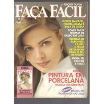 Revista Faça Fácil Nº 92-ano I V-ed Globo