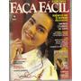 Revista Faça Fácil Nº 80-ano V I I I -ed Globo