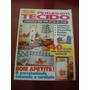 Revista Mãos De Ouro Pintura Em Tecido Legumes Frutas N°12