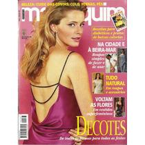 033 Rvt- Revista Moda- Manequim 467 Nov 1998 Larissa Burnier