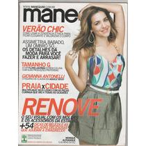 Revista Manequim 01/2012 Com Molde