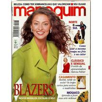 444 Rvt- 1997 Revista Manequim- 448 Abr- Fernanda Candido
