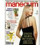 439 Rvt- 1996 Revista Manequim- 443 Nov- Luana Piovani- Moda