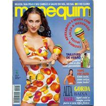 441 Rvt- 1997 Revista Manequim- 445 Jan- Gabriela Alves Moda