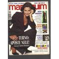 Revista Manequim Nº 462 - Junho/1998 - Ed Abril