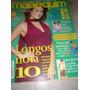 Manequim - Longos Nota 10 N°490 Com Caderno De Moldes