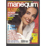Revista Manequim Nº 412 - Abril/1994 - Ed Abril