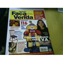 Revista Manequim Faça E Venda N°24 Grandes Sacadas Com E.v.a