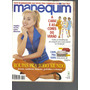 Revista Manequim Ed. 442-nº 10-ano 37-out/1996-ed Abril